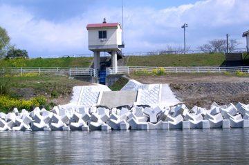 大分川水系・大野川水系直轄管理区間内
