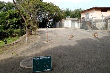 森岡山~下郡地区配水本管布設(8工区)(大分市大字曲)