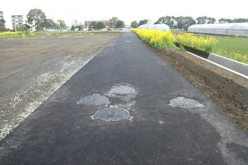 H27給水ネットワーク設備土木工事(大分市内一円)