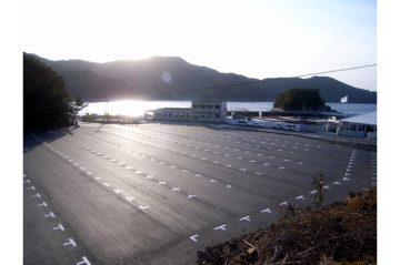 津久見観光施設駐車場(津久見市)