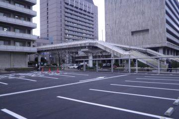 平成29年度 施第92-11号 別館受変電棟外構工事(大分市府内町)