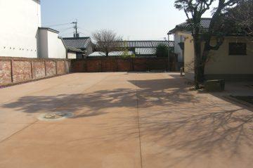 豆田まちづくり歴史交流館小公園整備工事(日田市豆田町)